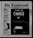 The LumberJack, October 27, 2004