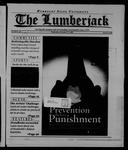 The LumberJack, November 17, 2004