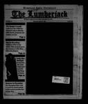 The LumberJack, January 21, 2004