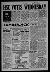 The Lumberjack, April 17, 1953