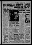 The Lumberjack, April 29, 1953