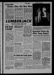The Lumberjack, March 13, 1953