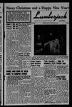 The Lumberjack, December 16, 1955