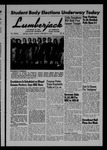 The Lumberjack, January 21, 1955