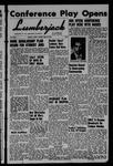 The Lumberjack, September 30, 1955