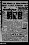 The Lumberjack, April 26, 1957