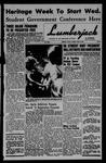 The Lumberjack, February 08, 1957