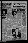 The Lumberjack, March 08, 1957