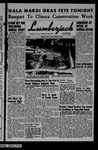 The Lumberjack, March 15, 1957