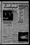 The Lumberjack, March 22, 1957