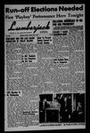 The Lumberjack, May 03, 1957