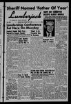The Lumberjack, November 08, 1957