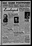 The Lumberjack, October 11, 1957