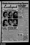 The Lumberjack, October 18, 1957