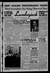 The Lumberjack, October 25, 1957