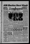 The Lumberjack, April 24, 1959
