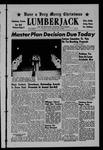 The Lumberjack, December 18, 1959