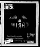 The LumberJack, October 30, 2002