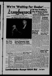 The Lumberjack, February 27, 1959