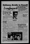 The Lumberjack, May 01, 1959