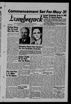 The Lumberjack, May 22, 1959