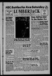 The Lumberjack, October 30, 1959