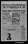 The Lumberjack, September 18, 1959