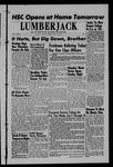The Lumberjack, September 25, 1959