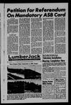 The Lumberjack, April 14, 1961