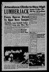 The Lumberjack, February 03, 1961
