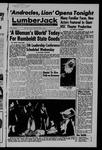The Lumberjack, February 17, 1961