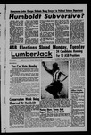 The Lumberjack, March 10, 1961
