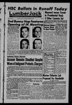 The Lumberjack, March 17, 1961