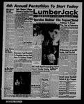 The Lumberjack, May 12, 1961