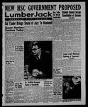 The Lumberjack, November 03, 1961
