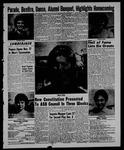 The Lumberjack, November 10, 1961