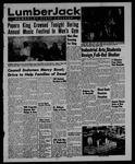 The Lumberjack, November 17, 1961