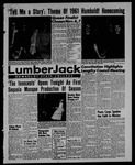 The Lumberjack, October 27, 1961