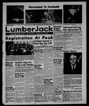The Lumberjack, September 15, 1961