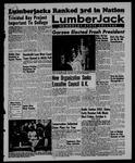 The Lumberjack, September 29, 1961