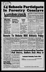 The Lumberjack, April 26, 1963