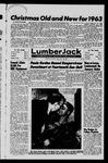 The Lumberjack, December 20, 1963