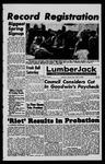 The Lumberjack, February 15, 1963