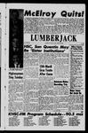 The Lumberjack, February 22, 1963