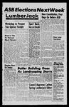 The Lumberjack, January 11, 1963