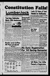 The Lumberjack, January 18, 1963