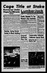 The Lumberjack, March 01, 1963