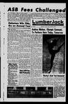The Lumberjack, March 08, 1963