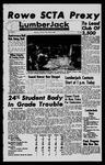 The Lumberjack, May 03, 1963