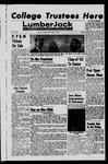 The Lumberjack, May 10, 1963